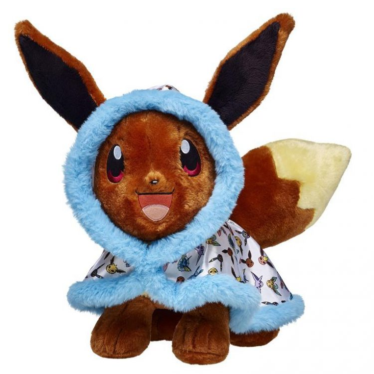 Eevee Cape - Build-A-Bear
