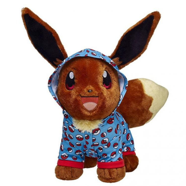 Eevee Pajamas - Build-A-Bear