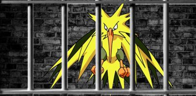 Removed Legendaries - Zapdos