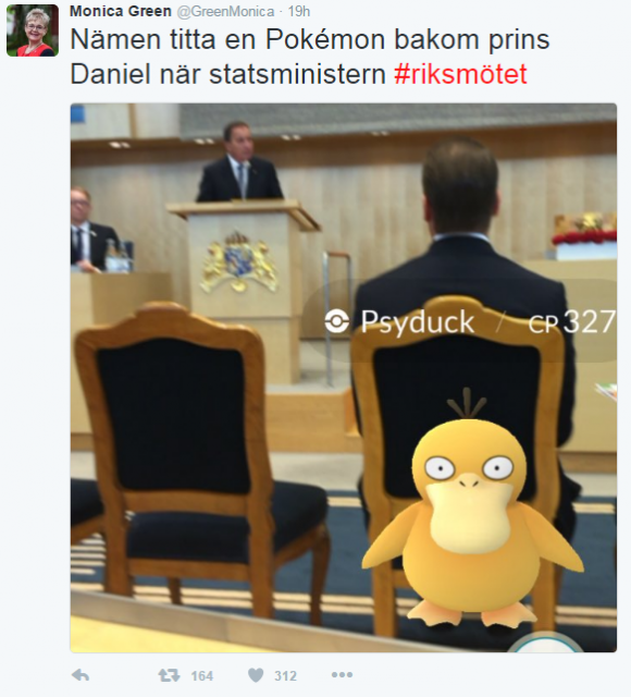 Sweden Pokemon