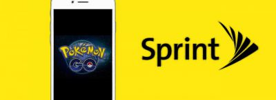 sprint pokemon go