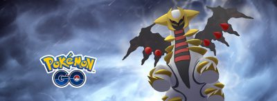 giratina altered origin forme pokemon go