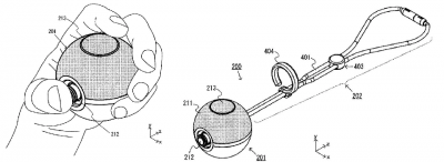 pokemon pokeball controller plus patent
