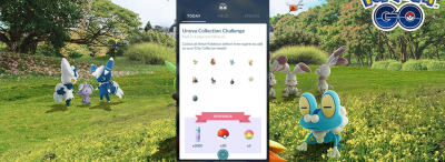 pokemon go collections update